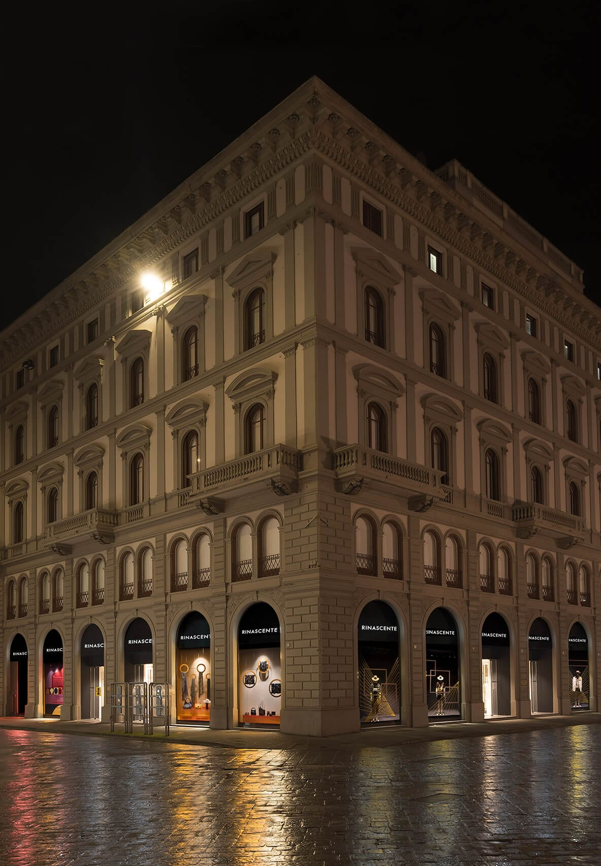 The Store of Craft in Florence is completed